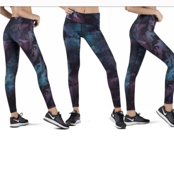 Wear It To Heart WITH | Camo Chameleon Leggings